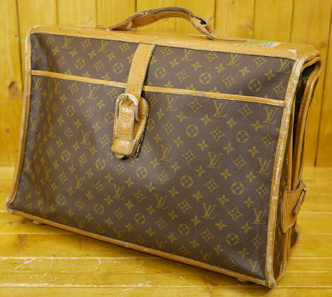 【中古】LOUIS VUITTON/ルイ・ヴィトン -/- モノグラム スーツケース