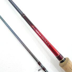 【中古】【フィッシング/釣り/釣具】【ロッド/釣竿/2ピース】SHIMANO/シマノNEW WORLD SHAULA NEWワールドシャウラ 1702R-2