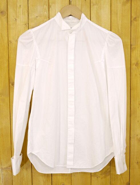 【中古】JUNYA WATANABE COMME des GARCONS/ジュンヤワタナベコムデギャルソン 長袖シャツ サイズ:SS カラー:ホワイト