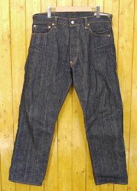 【中古】EVISU/エヴィス Lot.2000 No.2 ボタンフライセルビッチデニムパンツ サイズ:33 カラー:インディゴブルー【f107】