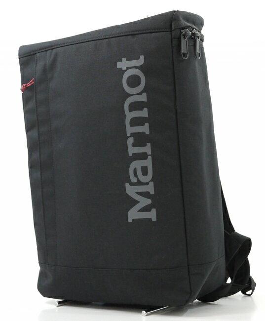 【中古】Marmot/マーモット Wise Man Pack 20/ワイズマンパック20 バックパック リュック MJB-F7303 カラー:ブラック【f121】