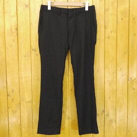 【中古】GOLDEN GOOSE DELUXE BRAND/ゴールデン グース デラックス ブランド パンツ サイズ:XS カラー:ブラック【f107】