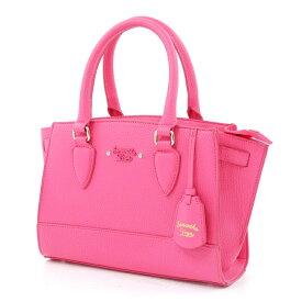 【中古】Samantha Vega/サマンサベガ ハンドバッグ サイズ:- カラー:ピンク【f121】