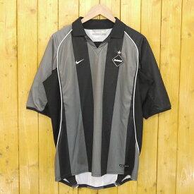 【中古】F.C.R.B./F.C.Real Bristol/エフシーレアルブリストル GAME SHIRTS 初期 ゲームシャツ サイズ:S カラー:ブラック×グレー【f103】