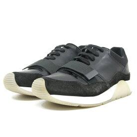 【中古】Dior Homme/ディオールオム スニーカー サイズ:41 カラー:ブラック【f126】
