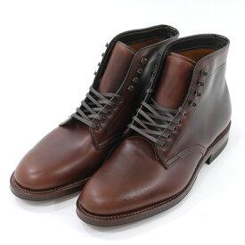 【中古】ALDEN/オールデン クロムエクセル 45198H ブーツ サイズ:7 カラー:ブラウン【f127】