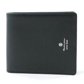 【中古】master-piece/マスターピース 二つ折財布 カラー:ブラック【f124】