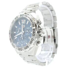【中古】TAG Heuer/タグホイヤー 腕時計 FORMULA 1 QUARTZ フォーミュラ1 クォーツ CAZ101K.BA0842 ステンレススティールベルト カラー:ブルー×シルバー【f132】