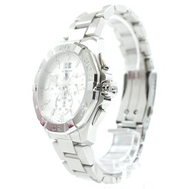 【中古】TAG Heuer/タグホイヤー 腕時計 AQUARACER QUARTZ アクアレーサー クォーツ CAY1111.BA0927 ステンレススティールベルト カラー:ホワイト×シルバー【f132】