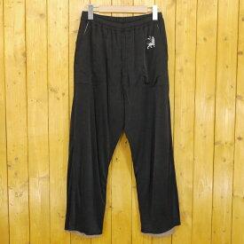 【中古】Sasquatchfabrix./サスクワァッチファブリックス 2011A/W NINJA SATIN PANTS パンツ サイズ:S カラー:ブラック【f107】