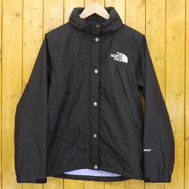 【中古】THE NORTH FACE/ザ・ノース・フェイス Mountain Raintex Jacket マウンテンレインテックスジャケット NPW11501 サイズ:L カラー:ブラック【f111】