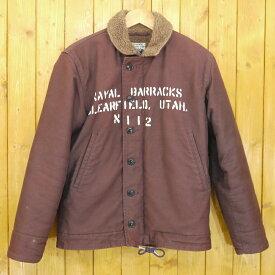 【中古】THE REAL McCOY'S/ザ・リアルマッコイズ N-1 デッキジャケット 20周年モデル サイズ:40 カラー:-【f093】