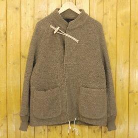 【中古】Scye/サイ ボアプルオーバー ジャケット サイズ:36 カラー:ブラウン系【f096】