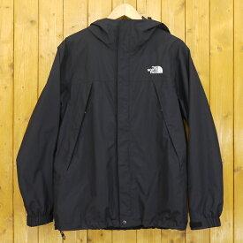 【中古】THE NORTH FACE/ザ・ノース・フェイス Scoop Jacket スクープジャケット/マウンテンパーカー NP61630 サイズ:M カラー:ブラック / アウトドア【f092】