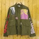 【中古】BEAMS T×FLAGSTUFF×PEKO/ビームスT×フラグスタフ×ペコ Mods Jacket/モッズジャケット サイズ:S カラー:…