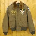 【中古】BUZZ RICKSON'S/バズリクソンズ ROUGHWEAR B-10 フライトジャケット BR11133/BR10803/BR11084/BR11305 実…