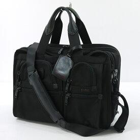 【中古】TUMI/トゥミ エクスパンダブル オーガナイザーブリーフケース 26141DH サイズ:- カラー:ブラック【f121】