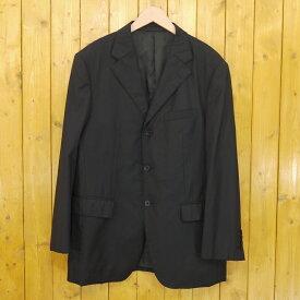 【中古】BURBERRY BLACK LABEL/バーバリーブラックレーベル セットアップ スーツ ジャケット パンツ サイズ:38 カラー:ブラック 【f094】