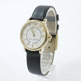 【中古】MARC JACOBS/マークジェイコブス 腕時計 MJ1537 クォーツ サイズ:- カラー:ホワイト×ゴールド×ブラック【f131】