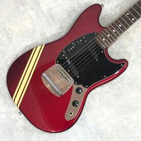【送料無料・代金引換不可・日時指定不可】Fender Japan/MG73 CO【中古】【楽器/エレキギター/フェンダージャパン/コンペティション・ストライプ/キャンディアップルレッド】
