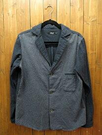 【中古】LOLO/ロロ ウールジャケット サイズ:M カラー:グレー / セレクト