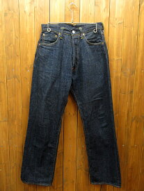 【中古】EVISU/エヴィス EVISU×SANTASTIC デニムパンツ サイズ:30 カラー:インディゴ / アメカジ