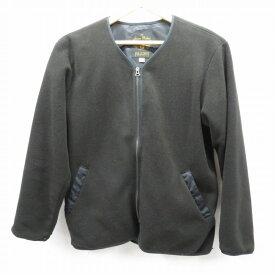 【中古】FULLCOUNT/フルカウント フリース ジャケット サイズ:38 カラー:ブラック / アメカジ【f093】