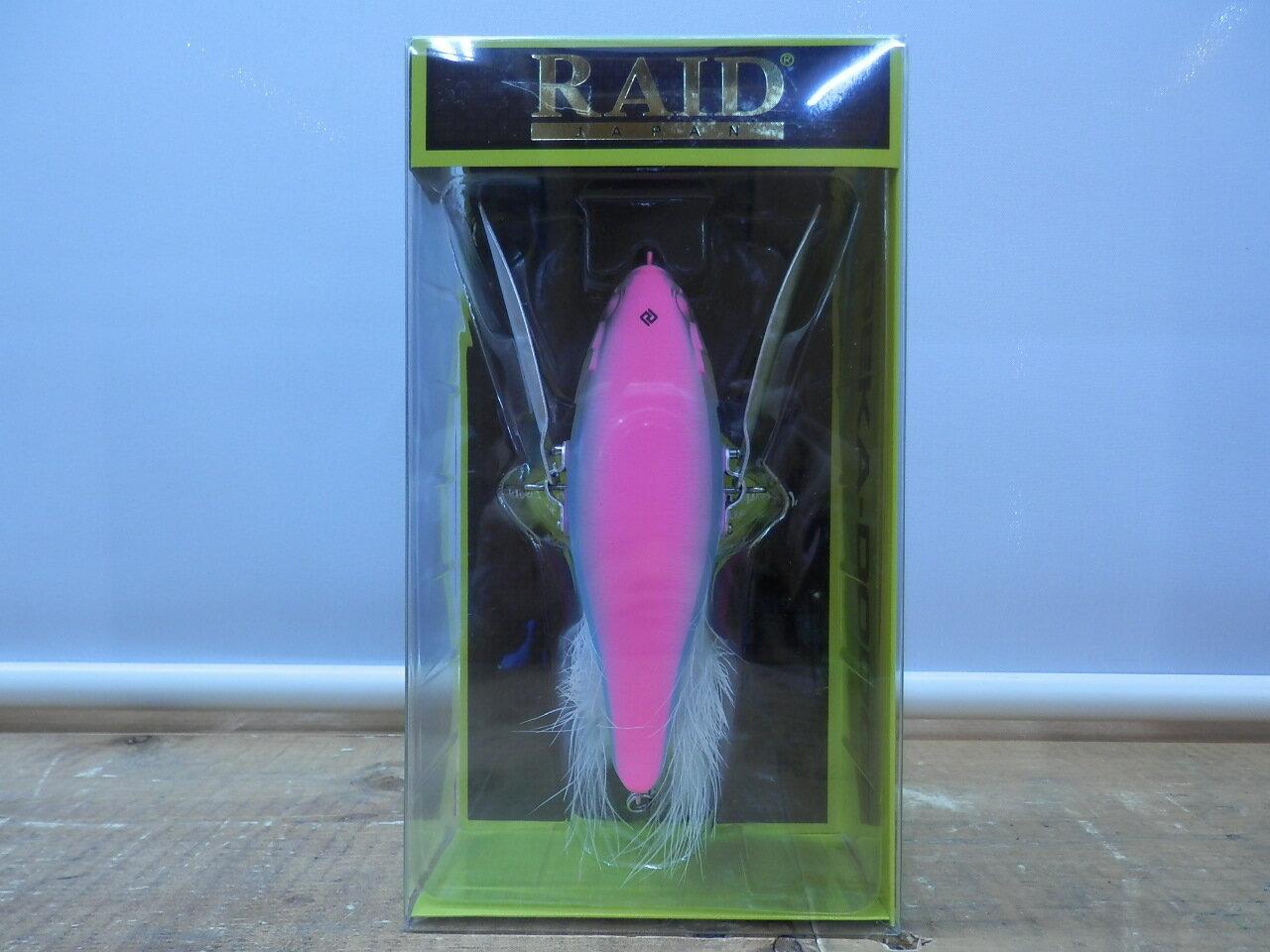 RAID JAPAN/レイドジャパンデカダッジ DGL002 PINK TRICK/ピンクトリック【恐らく未使用】【釣り/つり/釣具/ルアー】