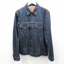 【中古】FULLCOUNT/フルカウント デニムジャケット サイズ:38 カラー:ネイビー / アメカジ【f093】