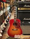 ★送料無料★Gibson Custom Shop【1960's Hummingbird 2014】チェリーサンバースト【中古アコースティックギター/ギブソン/弾き語り/エ…