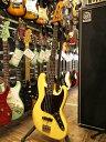 ★送料無料★Fender USA【American Vintage '62 Jazz Bass 1994年製】ビンテージホワイト【中古エレキベース/ジャズベ/フェンダー/アメ…