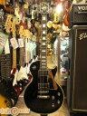 ★送料無料★Orville【Les Paul Custom Mod】EB【中古エレキギター/オービル/レスポール】岡山店【smtb-u】