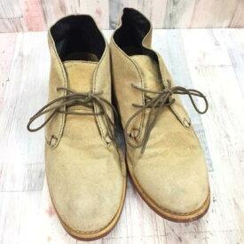 DIAMOND STREET ダイヤモンドストリート メンズ スウェード 靴 【中古】52FK0202131 古着 メンズファッション 靴 ブーツ