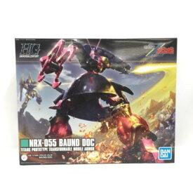 HGUC 1/144 バウンド・ドッグ NRX-055 プラモデル【中古】 ホビー ガンプラ 模型 53SSS12874