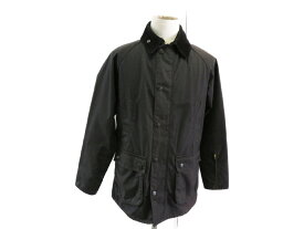 【中古】SOPHNET BARBOUR SLIM-FIT BEDALE SOPH-145090 別注 BEDALE JACKET サイズ36 ブラック