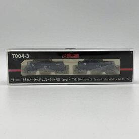 【中古】ロクハン T004-3 タキ 1000 日本オイルターミナル色 エコレールマーク付き 2両セット 鉄道模型[240010302191]