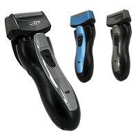 【送料無料】新型電気シェーバー水洗いOK首振りヘッド2枚刃が往復して徹底的に深剃り髭剃りひげそりひげ剃りヒゲ剃りヒゲそりメンズ売れ筋###シェーバー777###