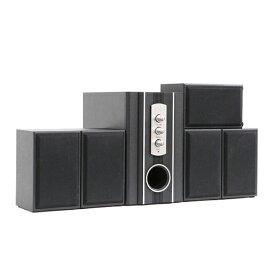 5.1ch ホームシアター スピーカー 5.1chスピーカー サラウンドシステム サウンドシステム ホームシアター 音響 DVD 音楽 プレーヤー テレビ コンポ 送料無料 お宝プライス###5.1スピーカW-510###