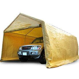 車庫テント ガレージテント 3×6m ガレージテント カーポート 大型 車 駐車 スチール製 頑丈 仮設倉庫 送料無料 お宝プライス ###車庫・倉庫・テント◇###