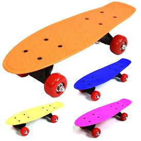 スケートボード スケボー デッキ スケーター ミニクルーザー PENNY ペニータイプ MINI CRUISER おしゃれ かわいい 送料無料 ###スケボー1705###
