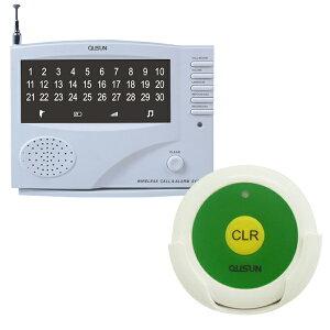 クリア送信機 単品 コードレスチャイム ワイヤレスチャイム 呼び鈴 送料無料 ###チャイムクリアF007A###