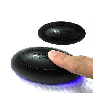 最新型 チャイム送信機 光る送信機 コードレスチャイム ワイヤレスチャイム 16/30席用共用 送信機 送料無料 ###チャイムF138黒###