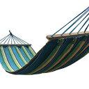 ハンモック 木枠付き キャンプ用寝具 アウトドア レジャー ロープの結び方 野外 外出 屋外 アウトドア レジャー 一…