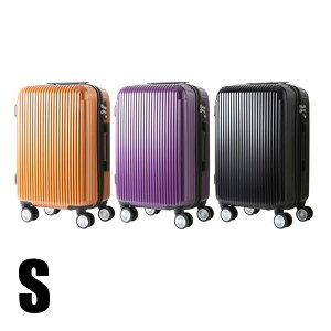 スーツケース S 小型 35L 機内持ち込み 超軽量 キャリーケース キャリーバッグ TSAロック 鏡面加工 マット加工 4輪 ダブルキャスター 8輪キャスター 頑丈 Sサイズ 2〜3泊 おしゃれ かわいい かっ