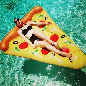 ピザフロート ピザ浮輪 ピザ浮き輪 180cm pizza Float ピザ 浮き輪 浮輪 インスタ映え 海水浴 プール 送料無料 お宝プライス ###ピザフロートFP-PS###
