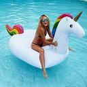ユニコーン フロート ライドオン 浮き輪 浮輪 うきわ 子供用 水遊び ビーチグッズ プール 海水浴 インスタ映え SNS お…