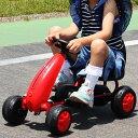 足こぎ 四輪バギー 乗用 ゴーカート ペダル式カート 4輪 カート 子供用 レーシングカー 組み立て キッズ 乗用玩具 遊…