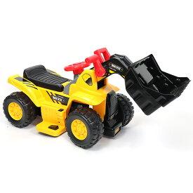電動乗用ブルドーザー 乗用ラジコン 充電式 働く車 工事車両 重機 子供用 乗用玩具 乗り物 送料無料 お宝プライス ###ブルドーザー609BM###