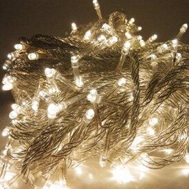 イルミネーション LED ライト ストレート 300球 屋外 室内 防水 連結可 クリスマス ハロウィン 飾りつけ 送料無料 お宝プライス ###イルミ300LDC-###