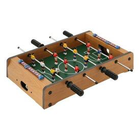 サッカーゲーム テーブルゲーム バトルゲーム 対戦ゲーム 木製 コンパクトサイズ レトロ 玩具 ゲーム 学校施設 老人ホーム 知育玩具 送料無料 ###サッカーGBO332-S###